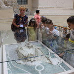 Экскурсия в ГМИИ. Изучаем макет Акрополя