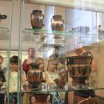 Экскурсия в ГМИИ. Прекрасная коллекция ваз.