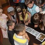 Экскурсия в ГМИИ. Закрепляем материал. Картинки к мифу Тесей и Минотавр